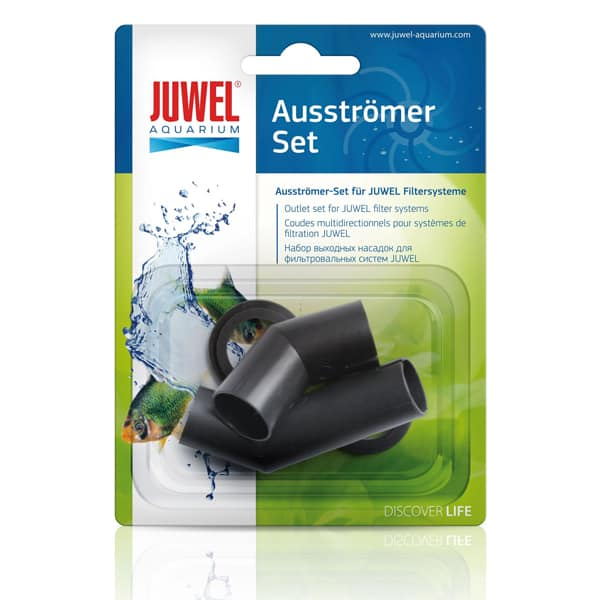 juwel ausstroemer set aquarium pumpen