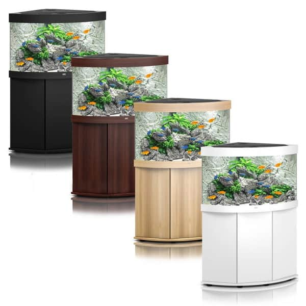 juwel trigon 190 led eck aquarium farben