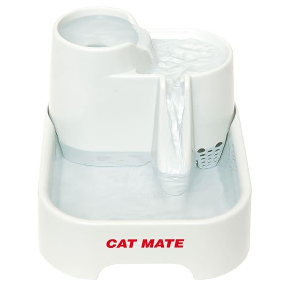 katzen trinkautomat cat mate pet fountain 1