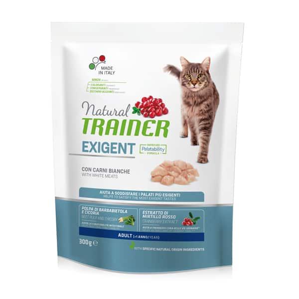 katzen trockenfutter natural trainer exigent