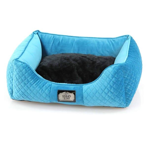 katzenbett trendline hundebett hellblau kaufen