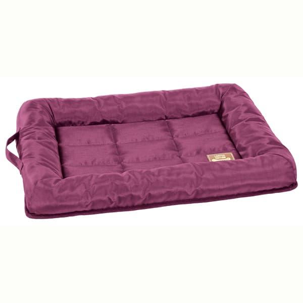 katzenbett violett waschbar nylon