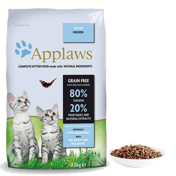katzenfutter applaws kitten getreidefrei junge katzen