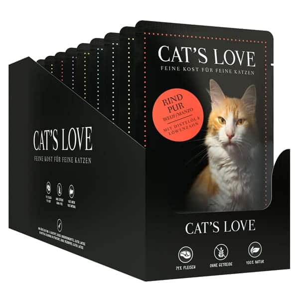 katzenfutter cats love multipack kaufen