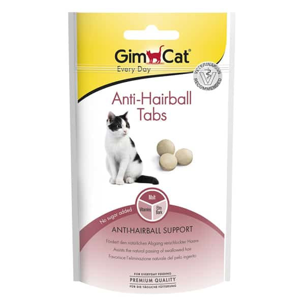GimCat Anti Hairball Tabs 40g