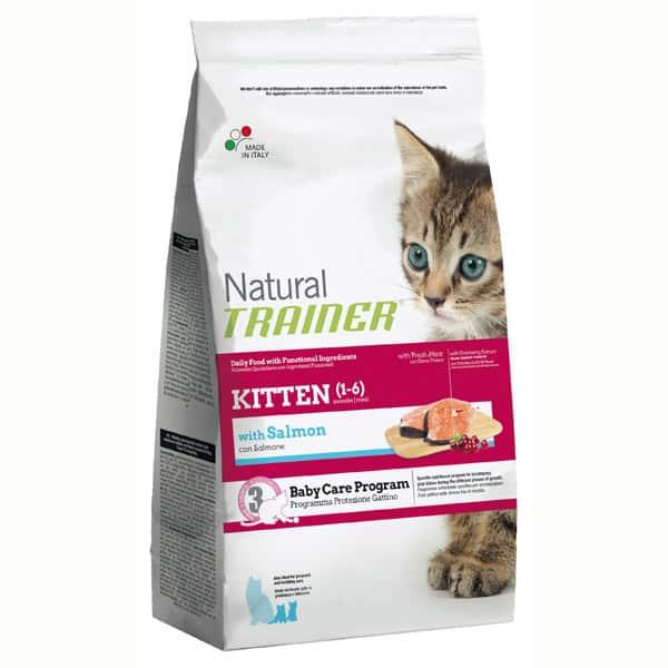 katzenfutter natural trainer kitten baby
