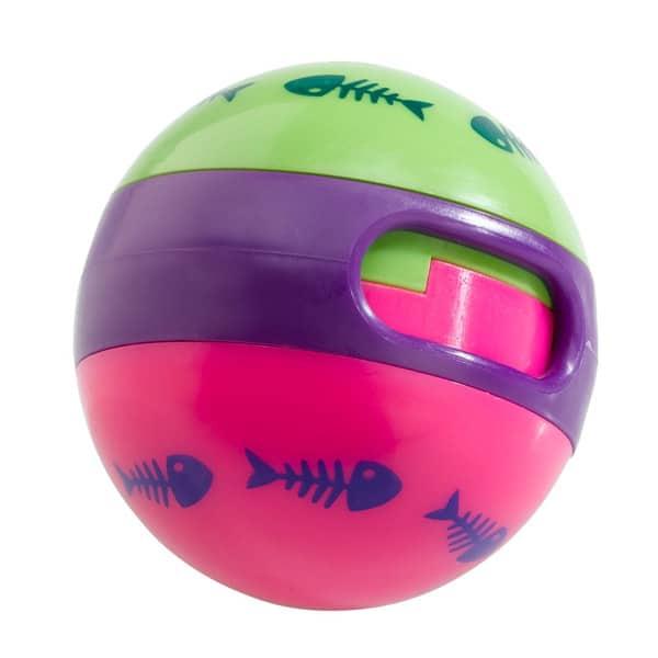 katzenfutter spielzeug futterball