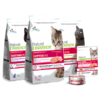 katzenfutter trainer natural young cat trockenfutter