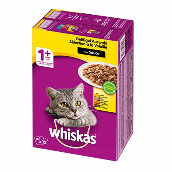katzenfutter whiskas ragout 1 multipack kaufen