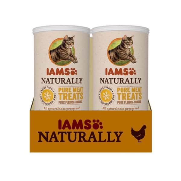 katzensnacks iams naturally treats