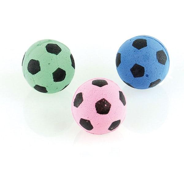 katzenspielzeug soft ball 3stk