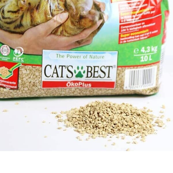 katzenstreu cats best natur 10kg