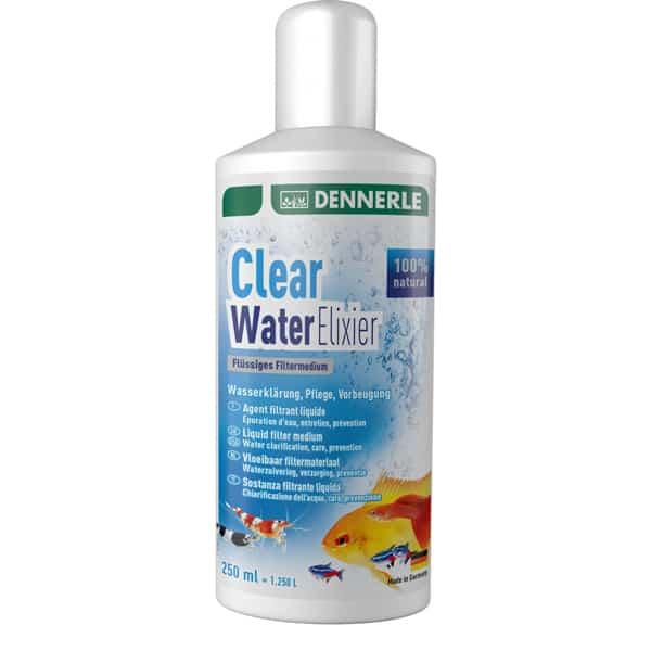 klares aquariumwasser dennerle clear water elixier