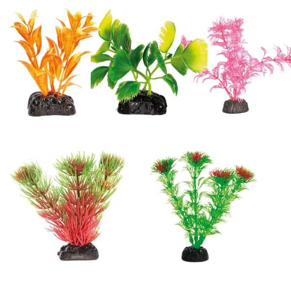 kleine kunstpflanzen aquarium online kaufen