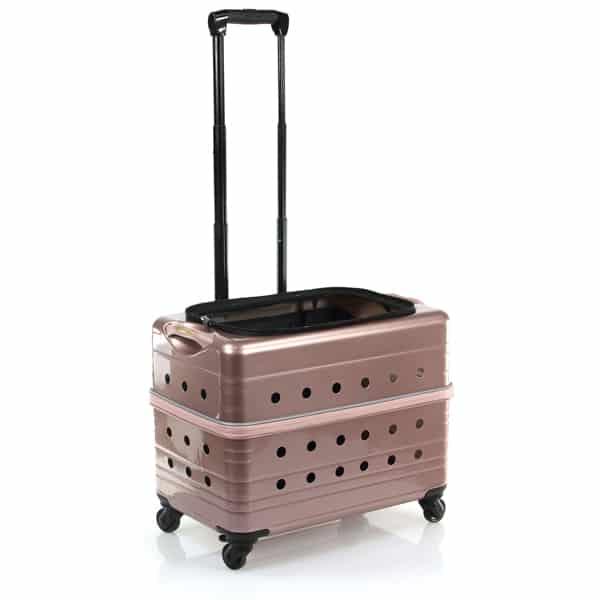 koffer haustier trolley hunde katzen