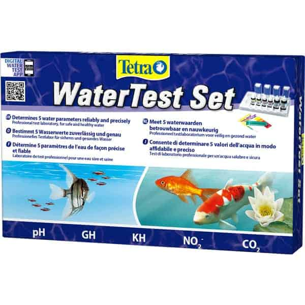 komplettes wasser test set aquarium 1