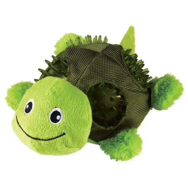kong shells turtle hundespielzeug 1