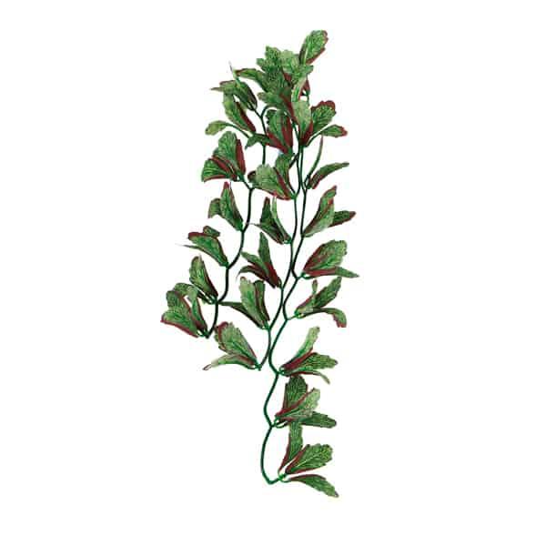 kunstpflanzen blaetter terrarium plastik plant