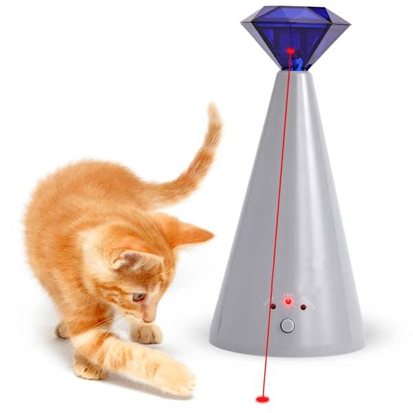 laser katzenspielzeug laserdiamant
