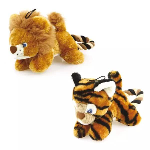 loewe kuscheltier und tiger 1