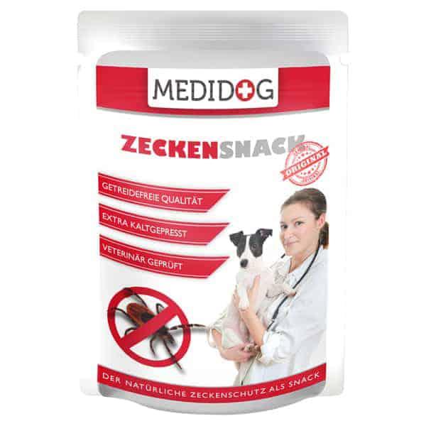 medidog zeckenschutz snack