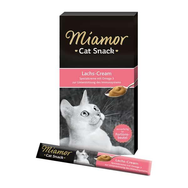miamor cat cream snack