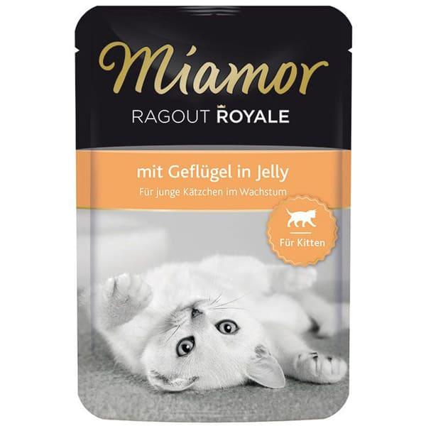 miamor kitten ragout royale katzenfutter
