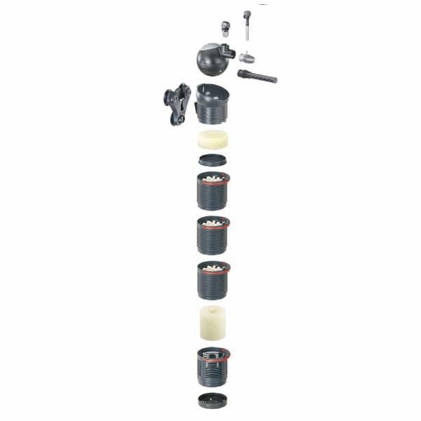 modularer eheim innenfilter biopower 240