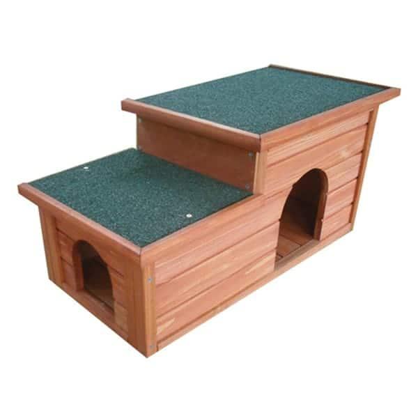 nagerhaus schlaf stall kaninchen meerschweinchen