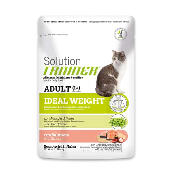 natural trainer ideal weight lachs