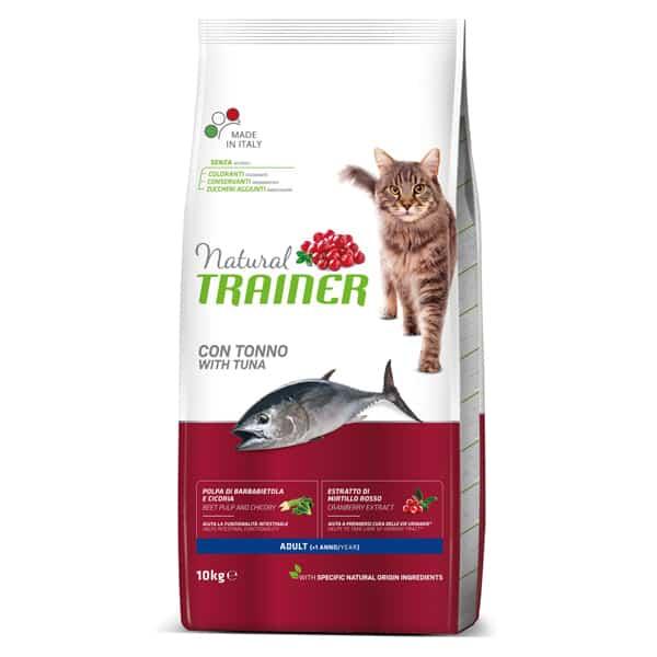 natural trainer katzenfutter fisch