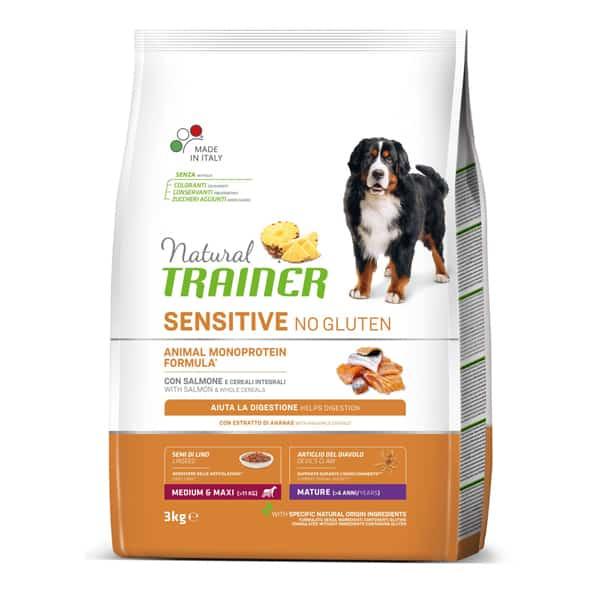 natural trainer sensitive hundefutter