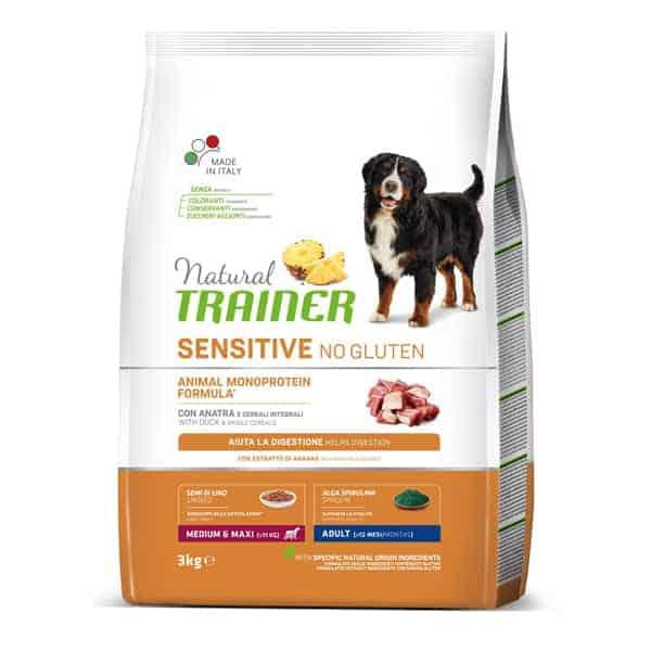 natural trainer sensitive no gluten