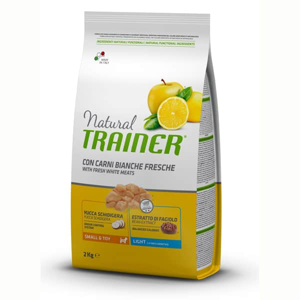 natural trainer small toy hundefutter