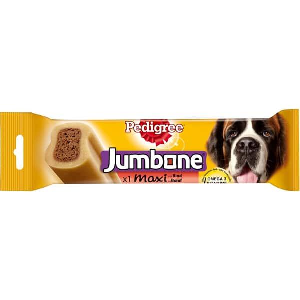 pedigree jumbone maxi beef grosse rassen rind