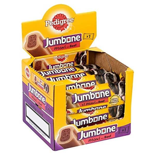 pedigree jumbone maxi beef