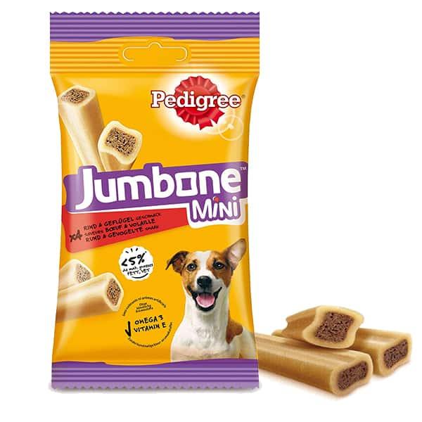 pedigree jumbone mini rind