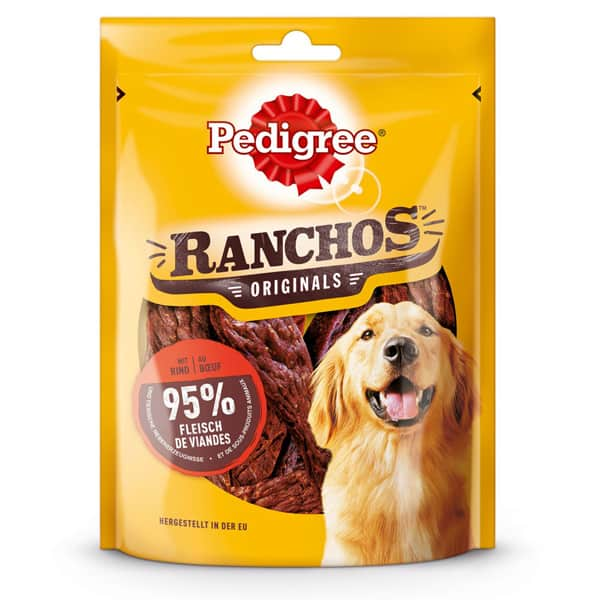 pedigree ranchos originals beef