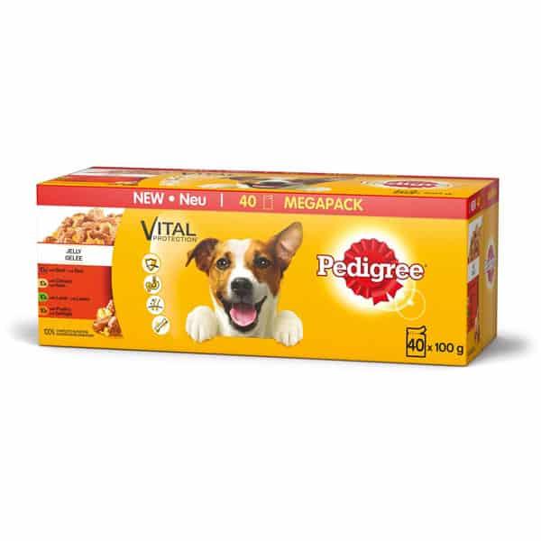 pedigree vital protection hundefutter multipack schweiz
