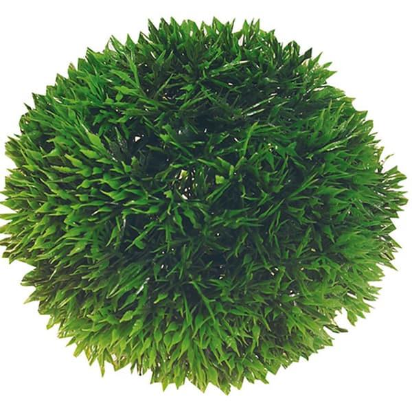 plant ball deko aus kunst gras