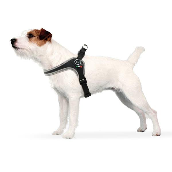 reflektierend harness geschirr hunde tre ponti