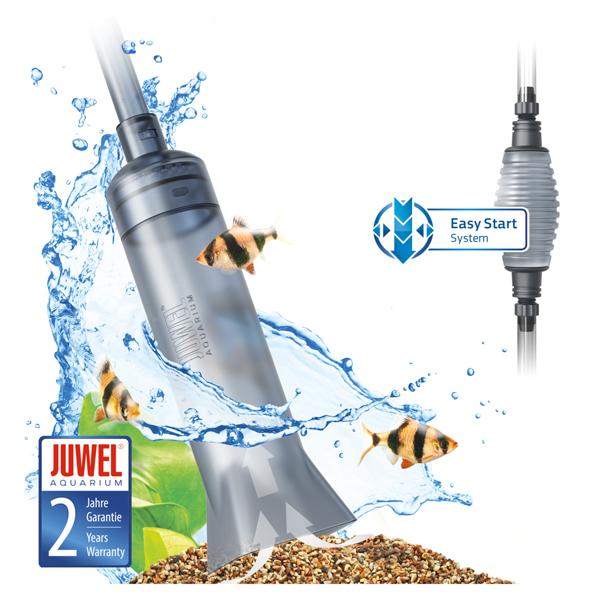 reinigung aquarium boden aquaclean 2 juwel