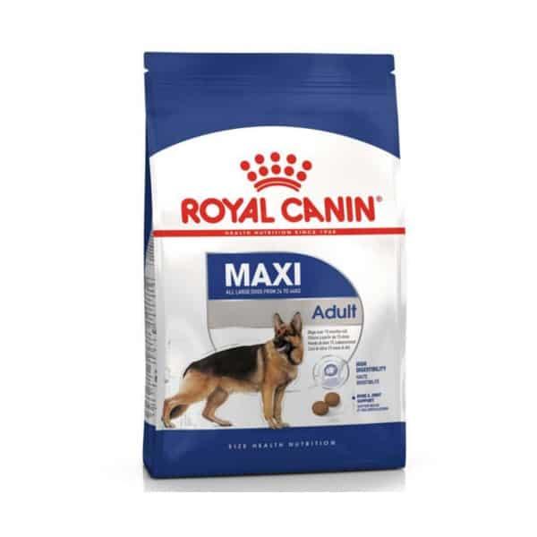 royal canin maxi adult erwachsene hunde