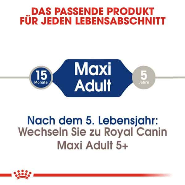 royal canin schweiz shop maxi adult