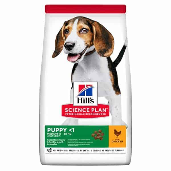 science plan welpenfutter hills puppy