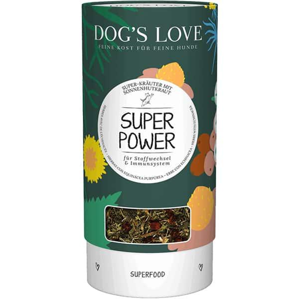 super power dogs love