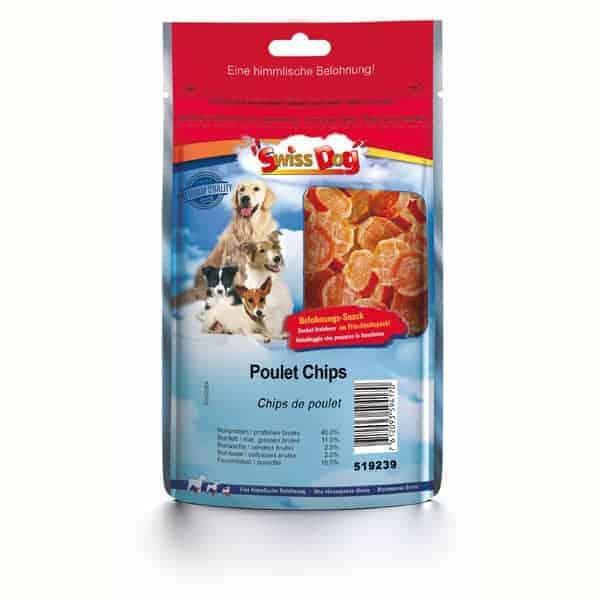 swissdog chips poulet hundechips