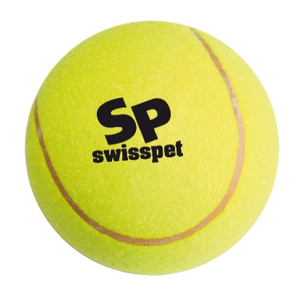 swisspet Hundespielzeug Tennisball