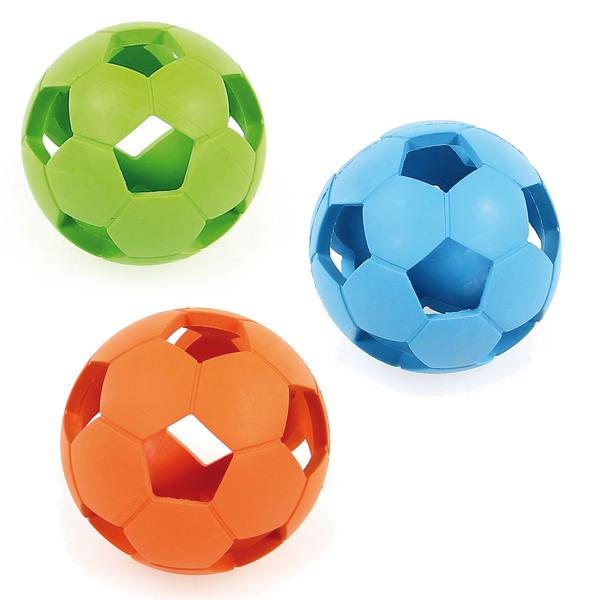 swisspet Weichgummi Fussball