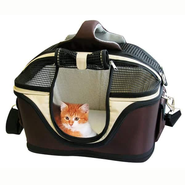swisspet katzen transporttasche hunde sleepyway